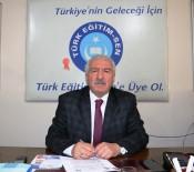 ÖĞRETMEN ATAMASI - Türk Eğitim-Sen'den Şiddete 'Hayır'