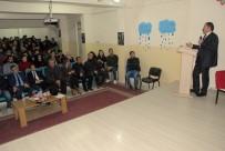 HÜSEYİN ÇELİK - Tuşba'da Proje Bilgilendirme Toplantısı