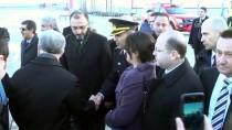 ULAŞTIRMA DENİZCİLİK VE HABERLEŞME BAKANI - Ulaştırma Denizcilik Ve Haberleşme Bakanı Arslan Tekirdağ'da