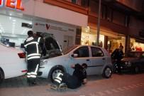 YAVRU KEDİ - Yaramaz Kedi 8 Saatte Ancak Yakalanabildi