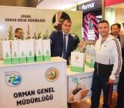 OKSIJEN - Adana Topraklarına 2 Bin Fidan