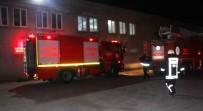 TEKSTİL FABRİKASI - Adıyaman'da Fabrika Yangını Korkuttu