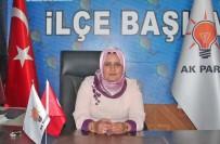 KADIN İSTİHDAMI - AK Parti Harran Kadın Kolları Başkanı Huriye Biter Açıklaması