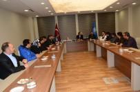 ORHAN BULUTLAR - AK Parti Palandöken İlçe Başkanından Bulutlar'a Ziyaret