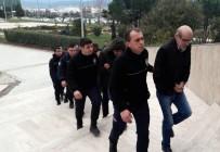 DAĞITIM ŞİRKETİ - Akaryakıt Kaçakçılığı Yaptığı İddiasıyla Gözaltına Alınan Holding Sahibi Tutuklandı