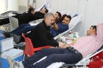 KÖK HÜCRE - Akil Gençlerden Kan Ve Kök Hücre Bağışı