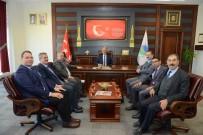 Al Quds Üniversitesinden Rektör Karakaya'ya Ziyaret