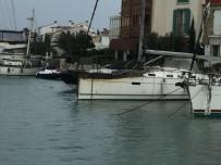 MOTORIN - Alaçatı Port'ta Yanan İlk Teknenin Görüntüleri Ortaya Çıktı