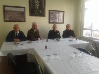 Alay Komutanı Kent Konseyini Ziyaret Etti