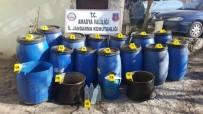 SAHTE İÇKİ - Amasya'da 3 Bin 291 Litre Kaçak İçki Ele Geçirildi