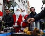 NOEL BABA - Antalya'da Yılbaşı Gecesinin Güvenliği Noel Polislere Emanet