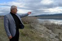 BORLU - Avşar Barajı'nda Düşen Su Seviyesi Üreticiyi Endişelendiriyor