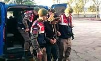 JANDARMA KARAKOLU - Ayvalık'ta Jandarma Hırsızlara Göz Açtırmıyor
