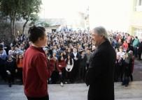 BEYOĞLU BELEDIYESI - Başkan Demircan'dan Öğrencilere Doğum Günü Sürprizi