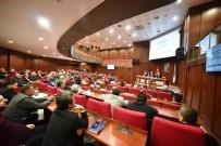 MEHMET ÇETIN - Başkan Doğan, Muhtarlarla Yılın Son Toplantısını Yaptı