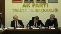 ŞEHİR MÜZESİ - Başkan Gümrükçüoğlu AK Parti İl Yönetimi İle Buluştu