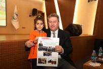 ÇOCUK PARKI - Başkan Palancioğlu'dan Miniklere Yerel Yönetim Dersi