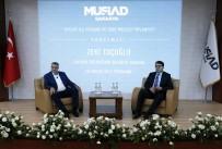 SAKARYA NEHRI - Başkan Toçoğlu, Dostluk Meclisi'ne Konuk Oldu