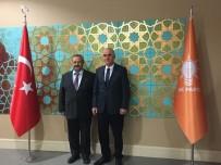 Başkan Uysal, AK Parti Genel Merkeze Projelerinin Tanıtımını Yaptı