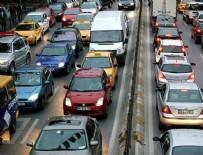 MİLLİ KÜTÜPHANE - Ankara'da yılbaşı gecesi bazı yollar trafiğe kapatılacak