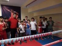 GÜMÜŞ MADALYA - Bilecik Boks Spor Kulübü'nden Yıldızlar Türkiye Şampiyonası Öncesi Büyük Başarı