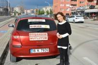 ALTINŞEHİR - Boşandıktan Sonra Aracını Süsletip Mangal Partisi Verdi