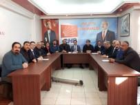 HASAN YILMAZ - CHP İl Yönetiminden Görev Dağılımı