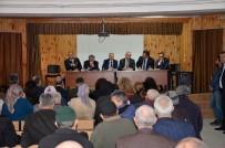 LEVENT KıLıÇ - Çorlu'da 'Halkla Buluşma Günleri' Toplantısı