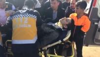 ELEKTRİKLİ BİSİKLET - Devrilen Elektrikli Bisikletin Sürücüsü Yaralandı