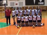 BAYAN VOLEYBOL TAKIMI - Didim Belediyespor Bayan Voleybol Takımları 3'Te 3 Yaptı