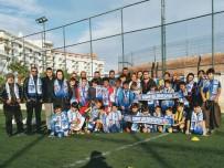 FUTBOL OKULU - Didim Belediyespor'dan FB Ve GS Futbol Okullarına Ziyaret