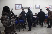 KıRAATHANE - Diyarbakır'da Yılbaşı Öncesi Asayiş Uygulaması