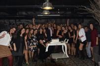 KARAALI - Egesante'den 'Yeni Yıla Merhaba'