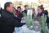 Elazığ'da  'Ağaç Kesme Fidan Dik' Kampanyası