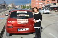 ALTINŞEHİR - Eşinden Boşandıktan Sonra Aracını Süsletip Mangal Partisi Verdi
