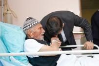 ALİ GÜVEN - Fadıloğlu'dan Hastalara Moral Ziyareti