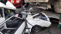Feci Trafik Kazası Açıklaması 1 Ölü, 5 Yaralı