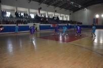 SALON FUTBOLU - Futsalda Yarı Finale Çıkan Takımlar Belli Oldu