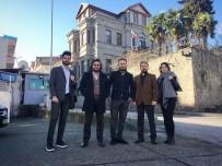 Giresun Üniversitesi'nden Trabzon'daki Rusya Başkonsolosluğu'na Ziyaret
