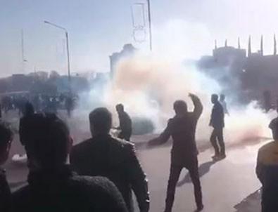 İran'da hayat pahalılığı protesto ediliyor