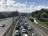 ASMALı MESCIT - İstanbul Trafiğine Yılbaşı Düzenlemesi