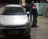 KAÇıŞ - İzmir'de Çalındı, Manisa'da Yakalandı