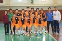 Kardelen Koleji Futsal Takımı Kırşehir'de Grup Maçlarına Katılıyor