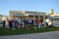 BİLİM MERKEZİ - Kartepeli Çocuklar, Biliim Merkezi'ni Gezdiler
