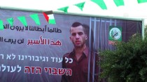 ETIYOPYA - Kassam Tugayları'ndan 'Esir İsrail Askeri Şaul' Afişi