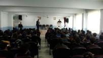 HÜSEYİN ÇELİK - Kaymakam Özkan'dan Okul Ziyareti