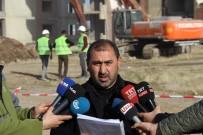 YIKIM ÇALIŞMALARI - Kırklar Dağı Mağdurları Yıkımın Durdurulmasını Talep Etti