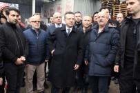 KOCAELİ VALİSİ - Kocaeli'deki Yangın Hakkında Vali Aksoy'dan Açıklama