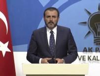 15 TEMMUZ DARBE GİRİŞİMİ - AK Parti Sözcüsü Ünal: Kılıçdaroğlu'nun üslubu ihanet noktasında