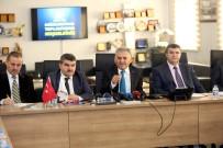 VERGİ TAHSİLATI - Melikgazi Belediye Başkanı Büyükkılıç 2017'Yi Değerlendirdi